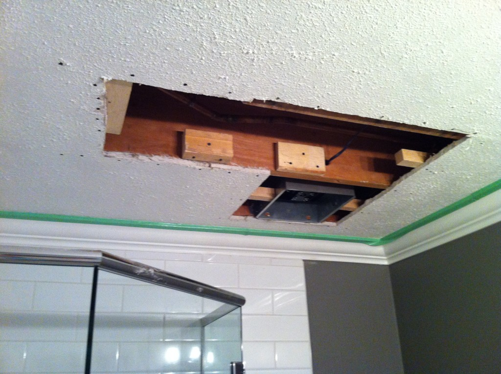 How To Fix Drywall Ceiling