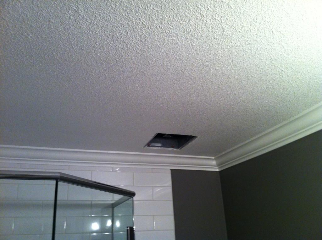 After Drywall Repairs